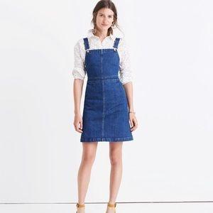 Madewell Hillview denim dress